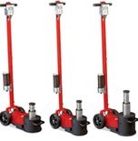 Cattini Yak - air hydraulic jacks