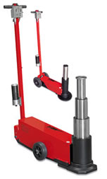 Cattini Yak - air hydraulic jack