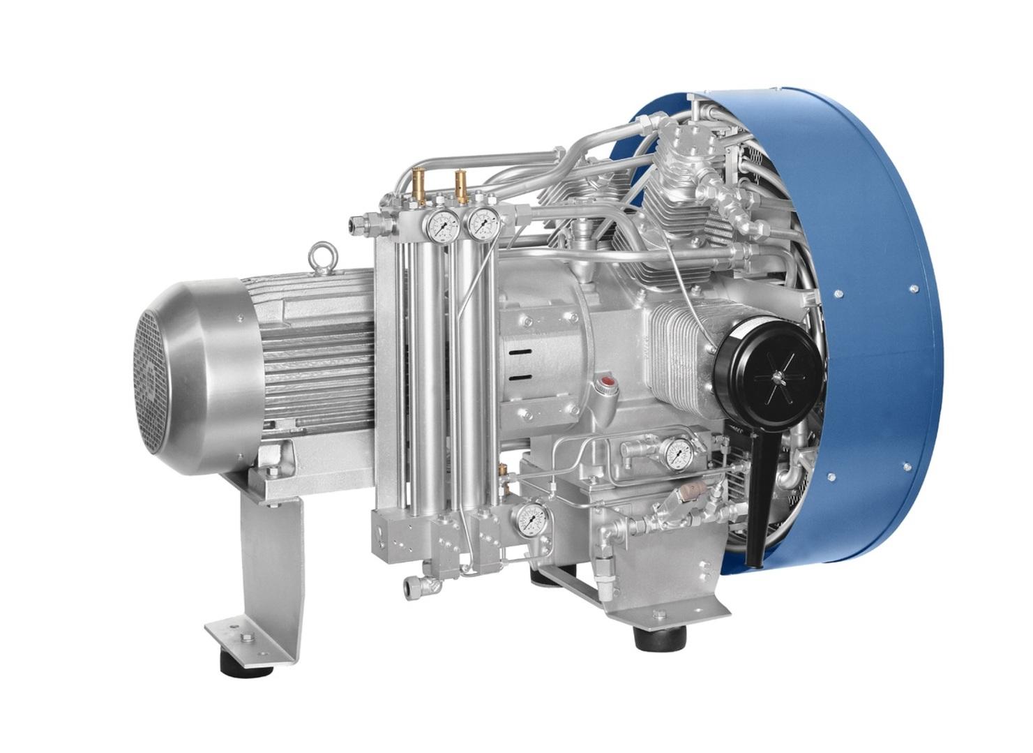 Ja Becker Air Compressors up to 40 Bar