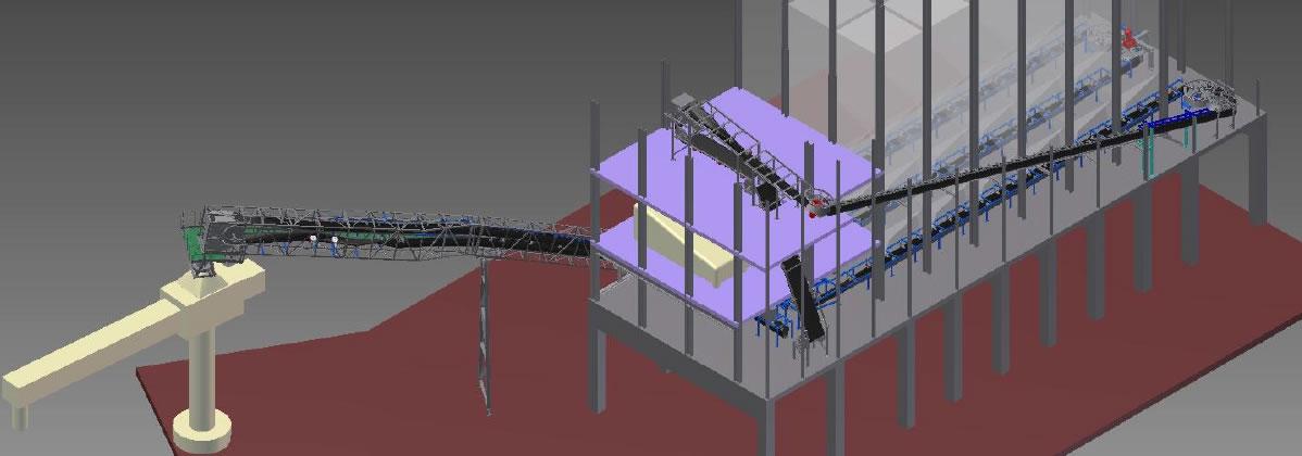 Sicon Enclosed Conveyor Belt Systems Wissekerke Techniek Bv
