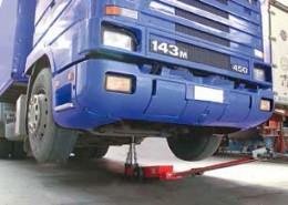 yak-vrachtwagen