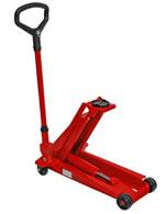 Cattini Yak - Manual hydraulic trolley jack
